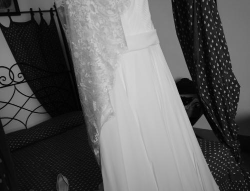 Abito da sposa….